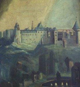 Chateau ducal de bar-le-Duc