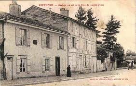 Maison natale de Jacques Darc