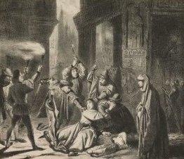 Assssinat du duc d'Oléans