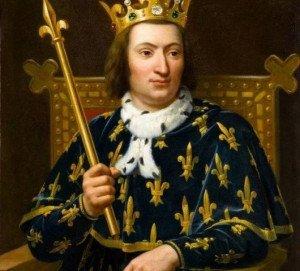 Charles V Roi de France