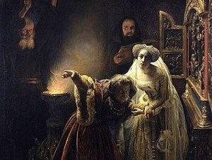 Exorcismede de Charles VI