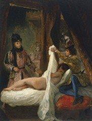 Delacroix_Louis_dOrleans_devoilant_une_maitresse