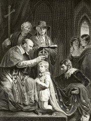 Couronnement Henri VI