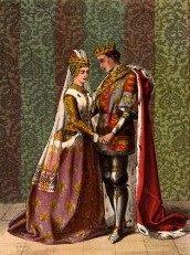 Mariage henri V et Catherine de Valois